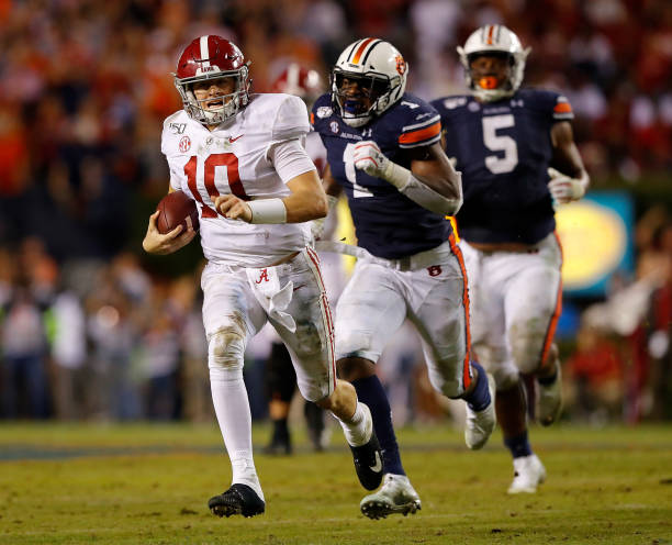 The Alabama Crimson Tide shockingly 48-45 loss to the Auburn Tigers in the Iron Bowl highlights the biggest problems they failed to fix this season.
