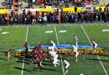 New Mexico Bowl: SDSU Beats Central Michigan