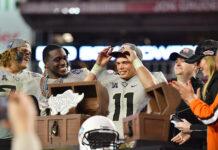UCF Wins the Gasparilla Bowl