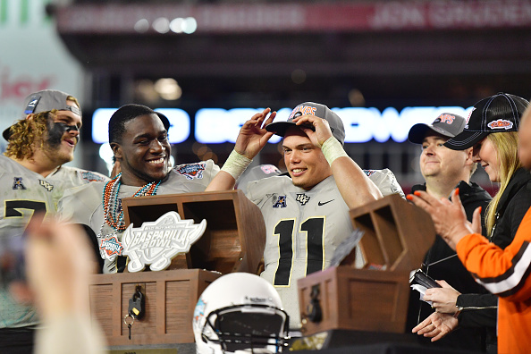 UCF Wins the Gasparilla Bowl