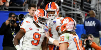 Buckeyes Outlast the Tigers to advance to National Championship