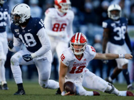 Key defensive players will return for the Nittany Lions. Among them is All-Big Ten defensive end Shaka Toney who chose to stay at Penn State another season.