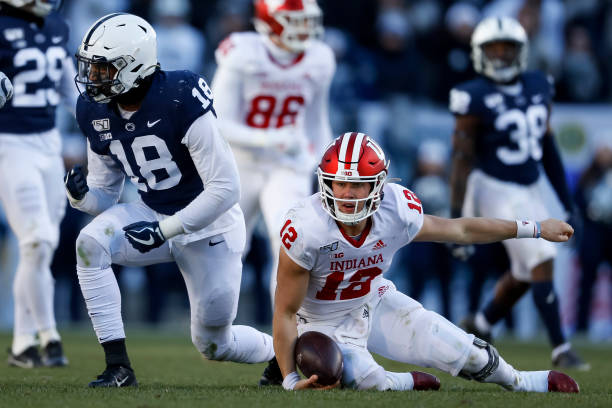 Penn State takes on Maryland this week after starting the season 0-2 for the first time in eight years. They will look to get back on track.