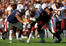 Auburn Loses Outback Bowl