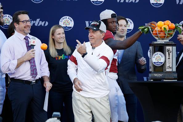 Alabama Crimson Tide 2019
