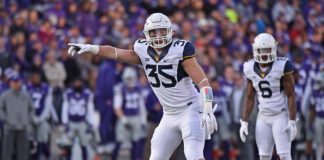 Mountaineers All-Decade Defense