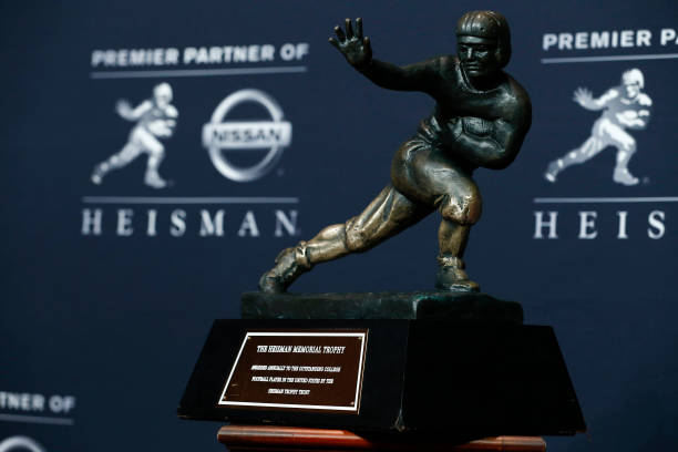 Week 11 2020 Heisman Rankings