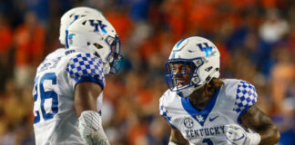 The Best Kentucky Football Wins of the Decade: The second part of our recap counting down the top five wins of the last ten years.