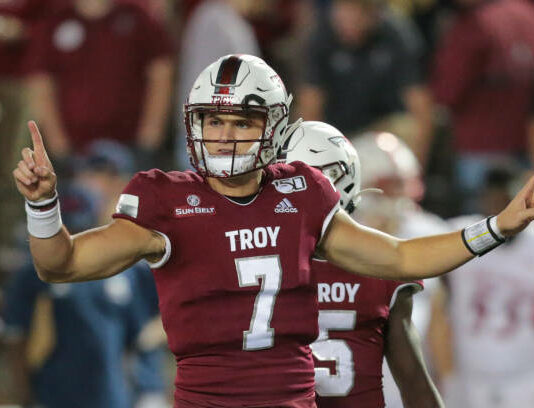 Troy Trojans Quarterback Situation
