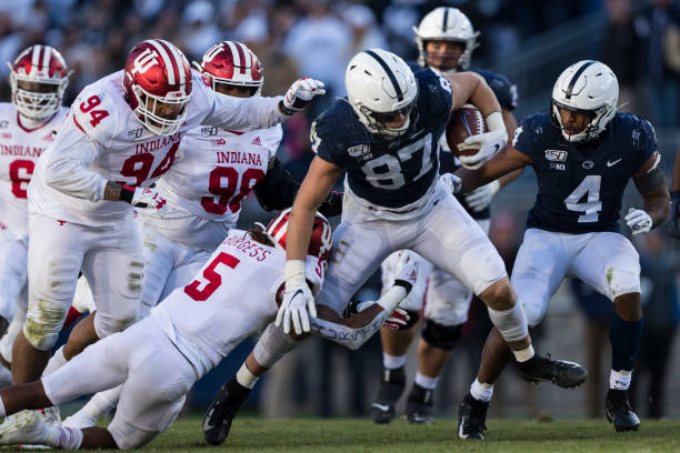 In these uncertain times in the sports world lets look ahead. At the top of the list are the Penn State returning football players on offense.
