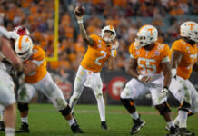 Tennessee Volunteers Quarterback