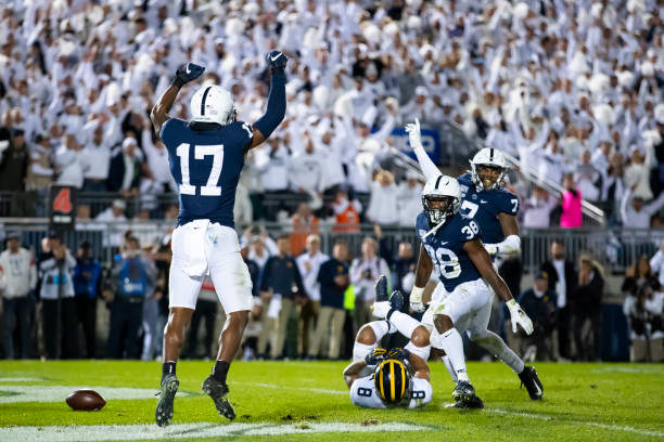 Lamont Wade and the Penn State secondary will be on everyone's mind entering the 2020 season. The unit did not fair well a season ago, but look to improve.