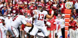 Last NFL Draft, the Crimson Tide had 10 players selected but only three in the first round. Alabama is looking to repeat in the 2020 NFL Draft.
