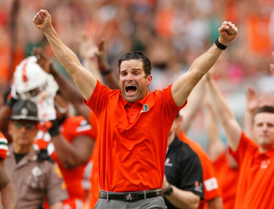 Miami is finally making the switch to a spread offense. The Hurricanes took big steps hiring Rhett Lashee as offensive coordinator.