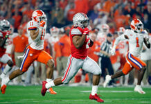 wrap up ohio state draft
