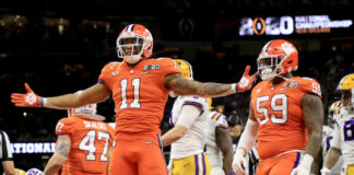 The Clemson Tigers have been blessed with producing many NFL draft picks in recent years. This year's class is another one boasting seven picks.