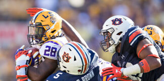 2020 Auburn NFL Draft