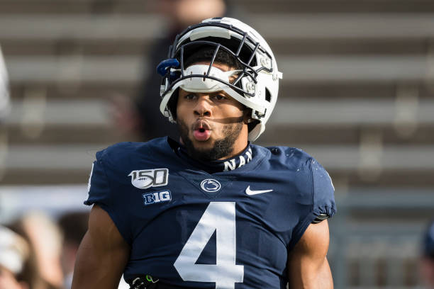Many former Nittany Lion running backs paved the way for the current Penn State running back room to have a break out season in 2020.