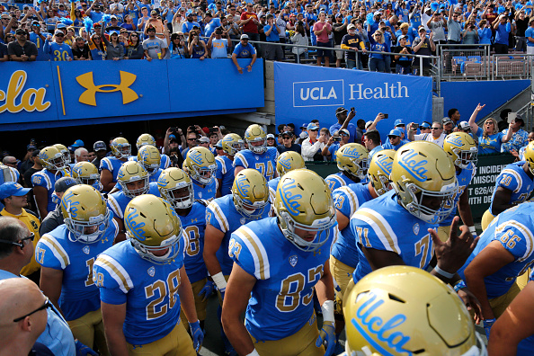 Positive tests for UCLA Football will not be disclosed.