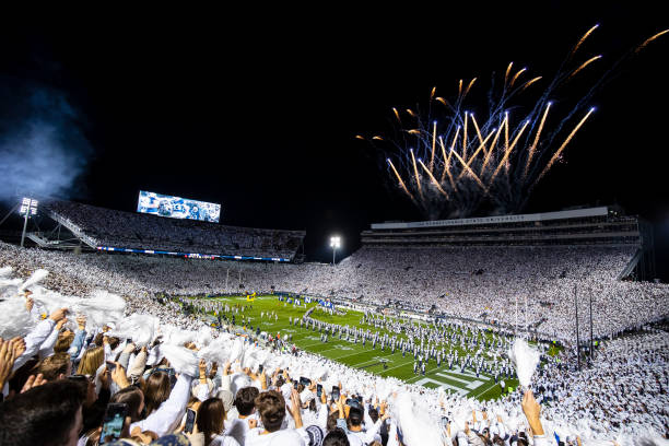 In a stadium that holds over 107,000 fans, can anyone imagine what a Penn State Football game would be like with reduced fans? It might be reality in 2020.