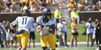 Mountaineers' 2020 RB/TE Preview