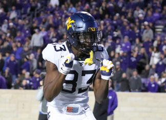 Mountaineers' 2020 Wide Receivers Preview