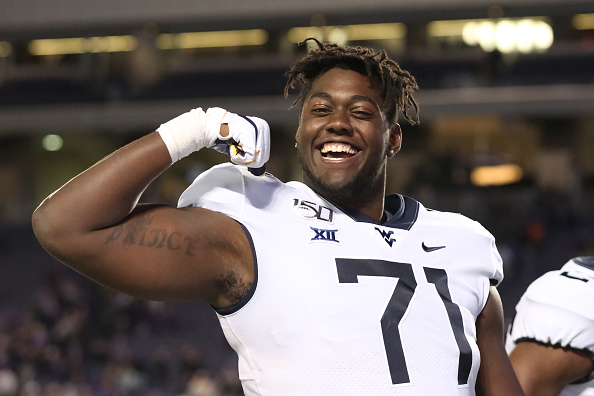Mountaineers' 2020 Offensive Line Preview
