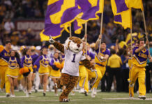 LSU 2020 offense preview