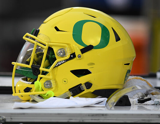 The Oregon Ducks Front Seven