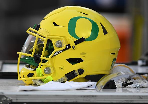 The Oregon Ducks Front Seven