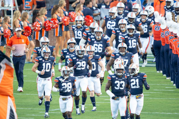 The Auburn Tigers will have a tough road to navigate to have success in 2020. Take a look at the Auburn Tigers schedule breakdown.