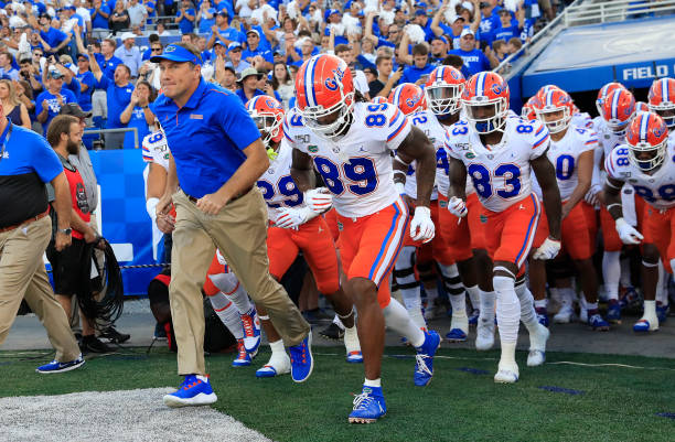 The SEC has released all of their team's schedule for the 2020 football season. The Florida Gators had their schedule released in the announcement.
