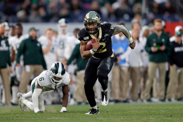 The Georgia Bulldogs have a full QB room in 2020, which includes Jamie Newman. The expected starter is a graduate transfer from Wake Forest.