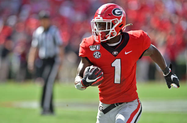 College Football is back. Saturday features Georgia vs Arkansas in a afternoon slot game to kick off both of their seasons.