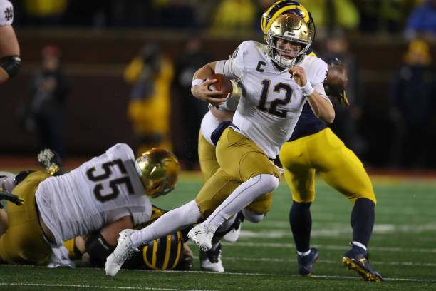 The Fighting Irish open the 2020 season against Duke, playing in the ACC and foregoing being Independent in 2020. Here is a Notre Dame offensive preview.