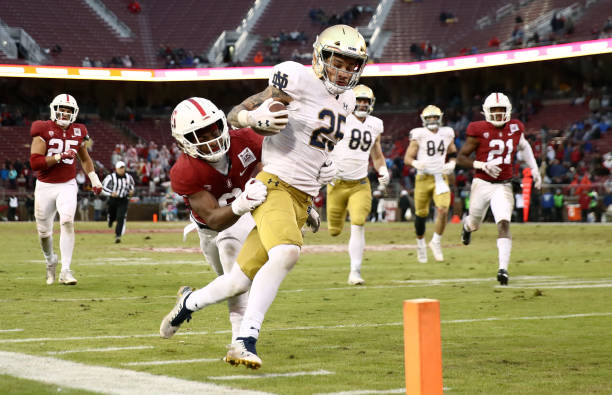 Notre Dame takes on South Florida this Saturday in South Bend for their first, and only, out of conference game of the season.