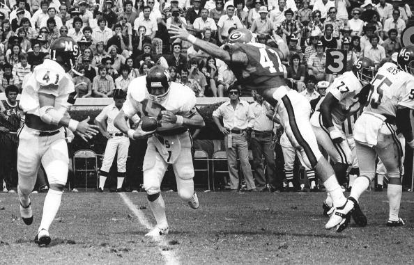 1970: Georgia's 10 Game Season