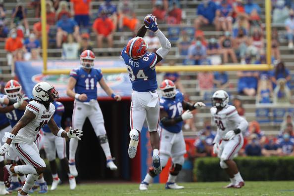 Florida-South Carolina Game