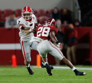 With the big time matchup of Georgia vs Alabama taking place this weekend, there are plenty of takeaways that Georgia fans can make.