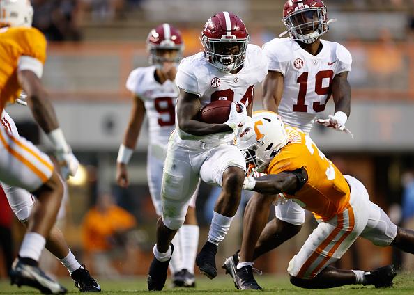 Alabama Tennessee