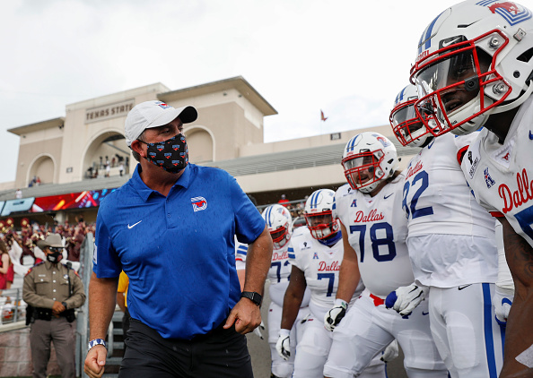 SMU Looking For Character Check