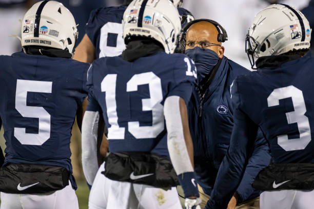 It is Penn State vs Wisconsin in the season opener for the Nittany Lions. Sean Clifford and company head to the Big Ten West opponent.