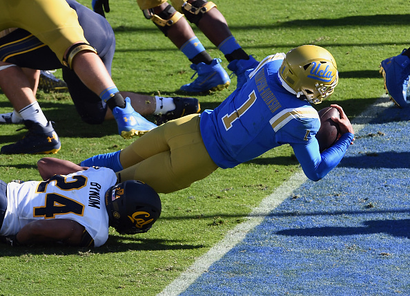 UCLA Blows Past Cal