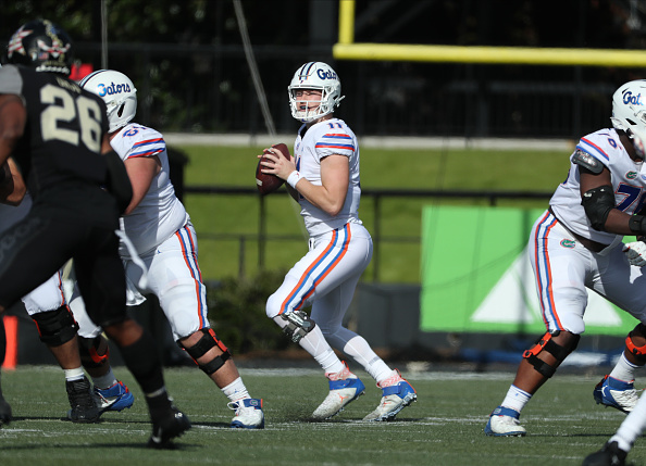 Kyle Trask Leads Florida Over Vanderbilt With Three Touchdowns