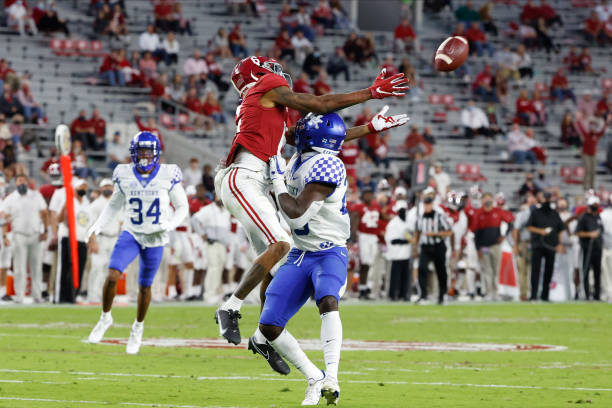 The #1 Alabama Crimson Tide was dominant against the Kentucky Wildcats for three quarters as they won 63-3 this past Saturday.