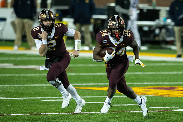 With Minnesota facing a depleted Illinois team, they have a chance to get in the win column after an 0-2 start to the 2020 season.