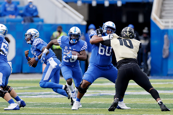 Kentucky Faces Huge Test On Saturday