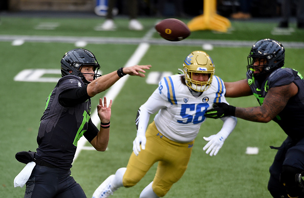 UCLA Gives Away Chances