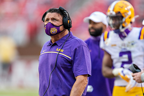 Previewing LSU at Texas A&M
