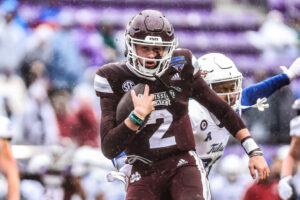 The Mississippi State Bulldogs beat Tulsa 28-26 in the Armed Forces Bowl on Thursday. The close game was overshadowed by a game-ending brawl.